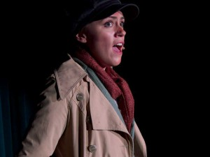 Mazie Wilson as Eponine