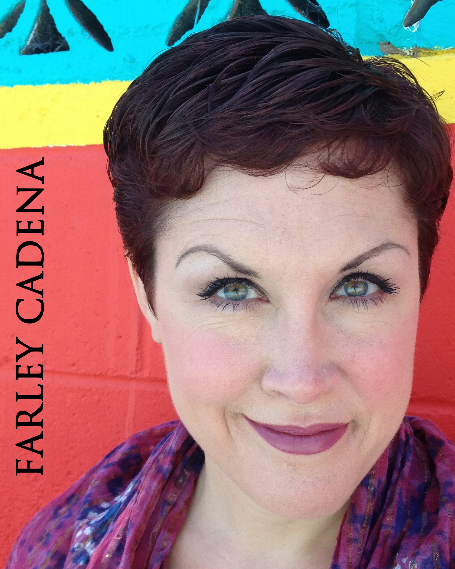 Need a character? Farley's your girl!