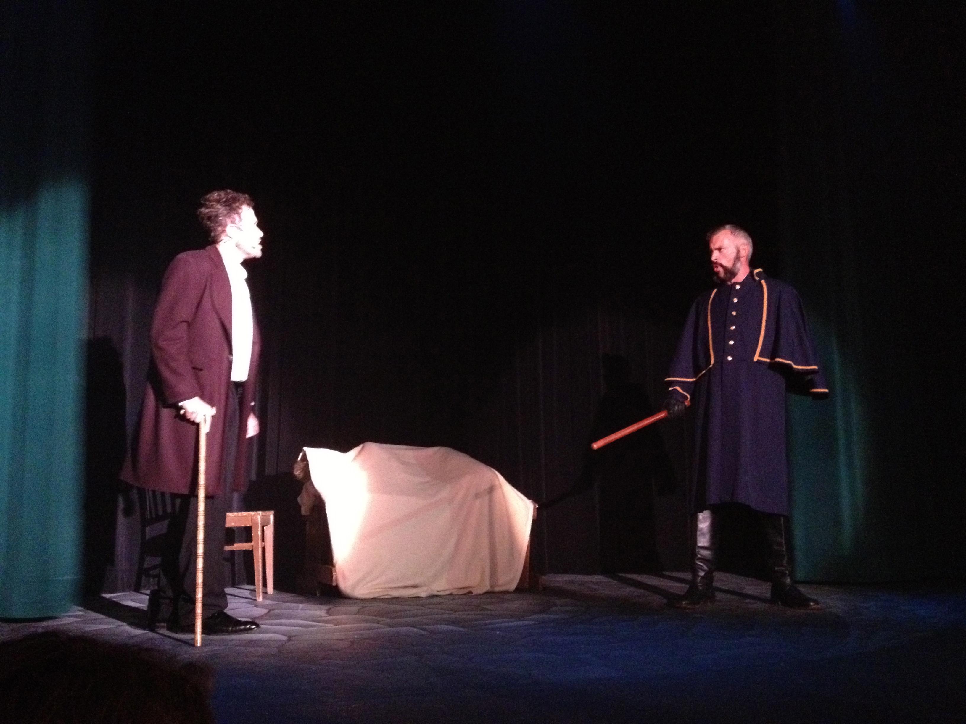 Assessing Javert – with Ben Deschaine