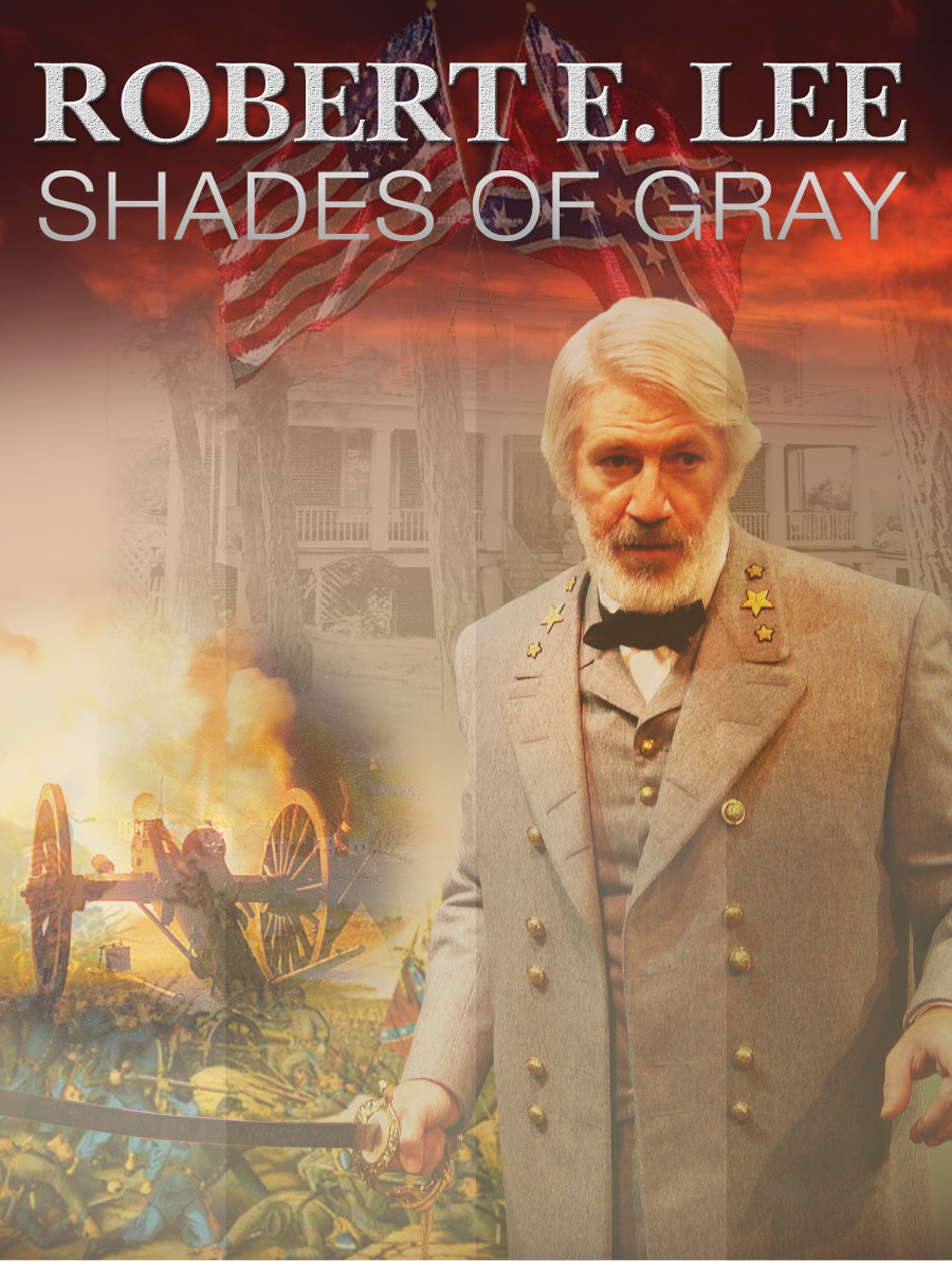 Robert E. Lee – Shades of Gray