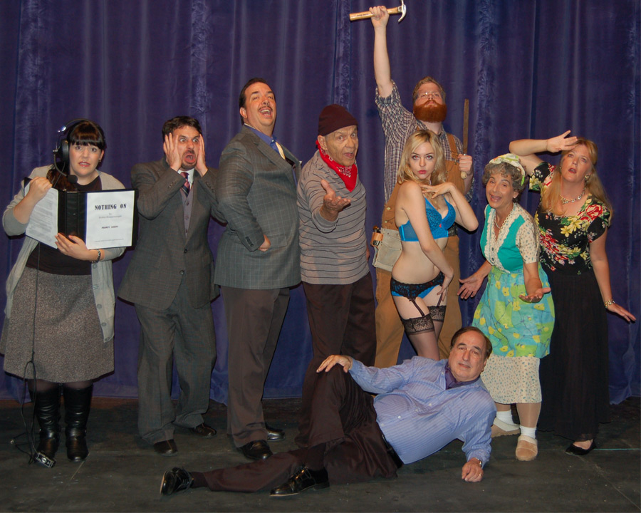 "Conejo Players' ""Noises Off"" is Masterful Mayhem"