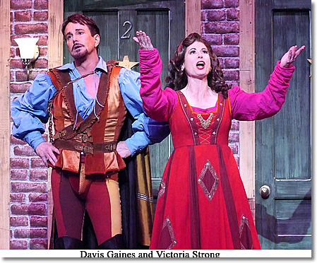 """Brushing Up Shakespeare With Cabrillo's """"Kiss Me, Kate"""""""