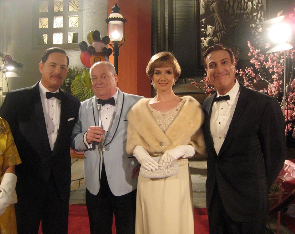 "Kyer Komments: A Day on the Set of ""Saving Mr. Banks"" – Part 2"