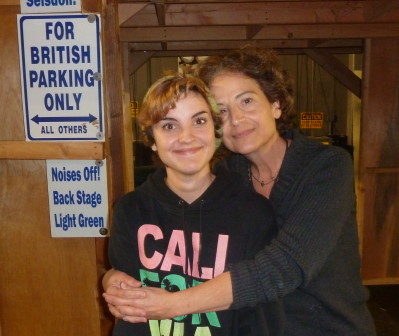 """Dotty Doin's: Mother & Daughter Play the Same Role in Two Productions of """"Noises Off"""""""