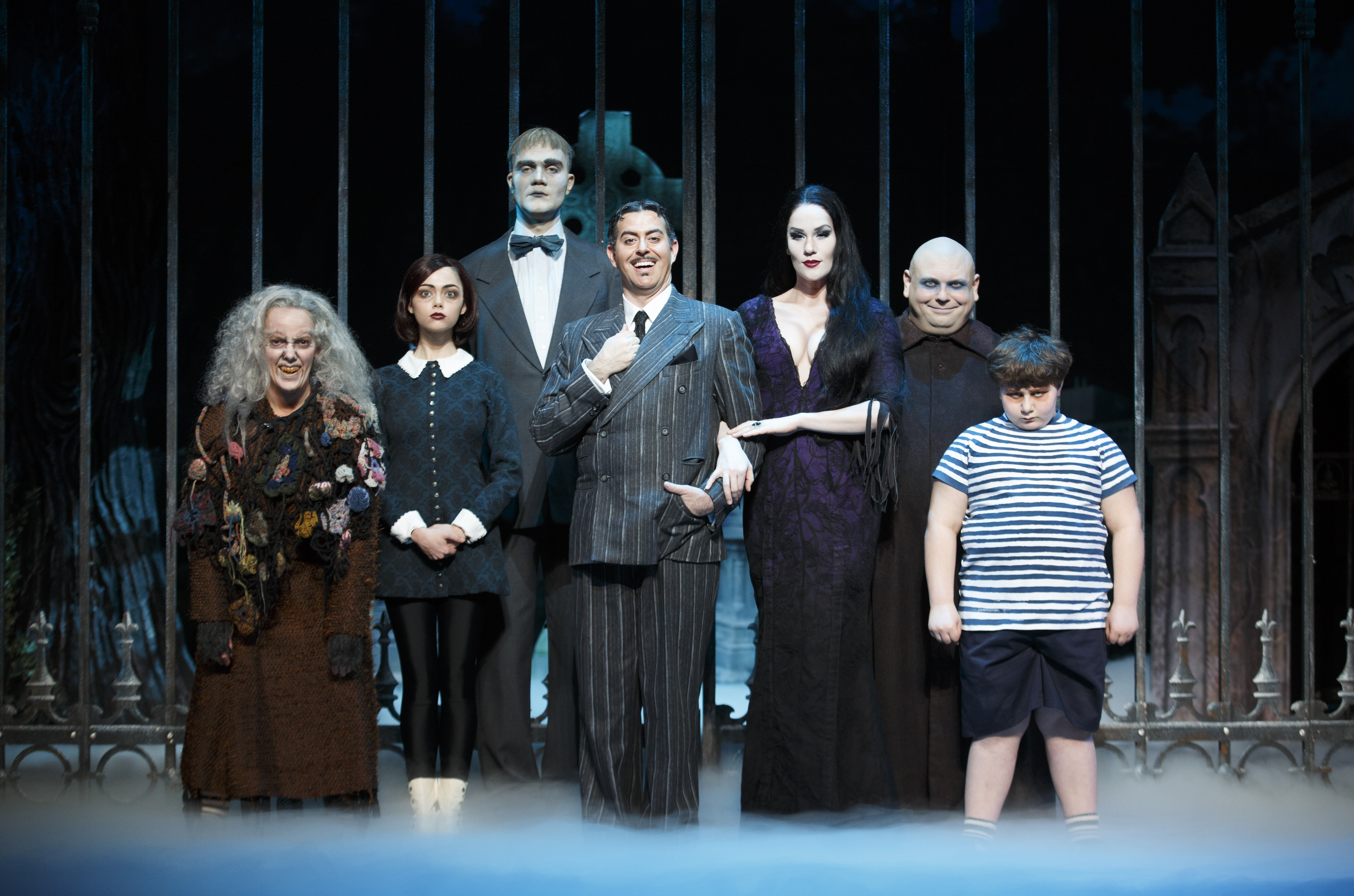 "Theater League's ""The Addams Family"" – Fearsome Fun"