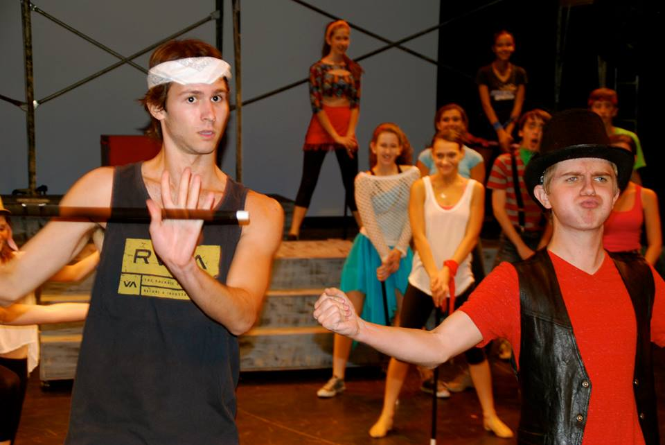 """Godspell's"" Judas Reveals All! An Interview with Agoura High's Adam Fisher"