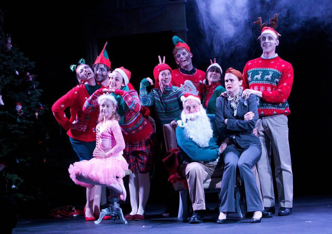 "Scrooge Descendant a Wall-Street Raider? Writer Paul Gordon Talks About His New Musical, ""Little Miss Scrooge"""