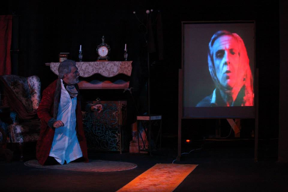 """Dickens Arrives in the 21st Century with Elite Theatre's """"A Christmas Carol"""""""