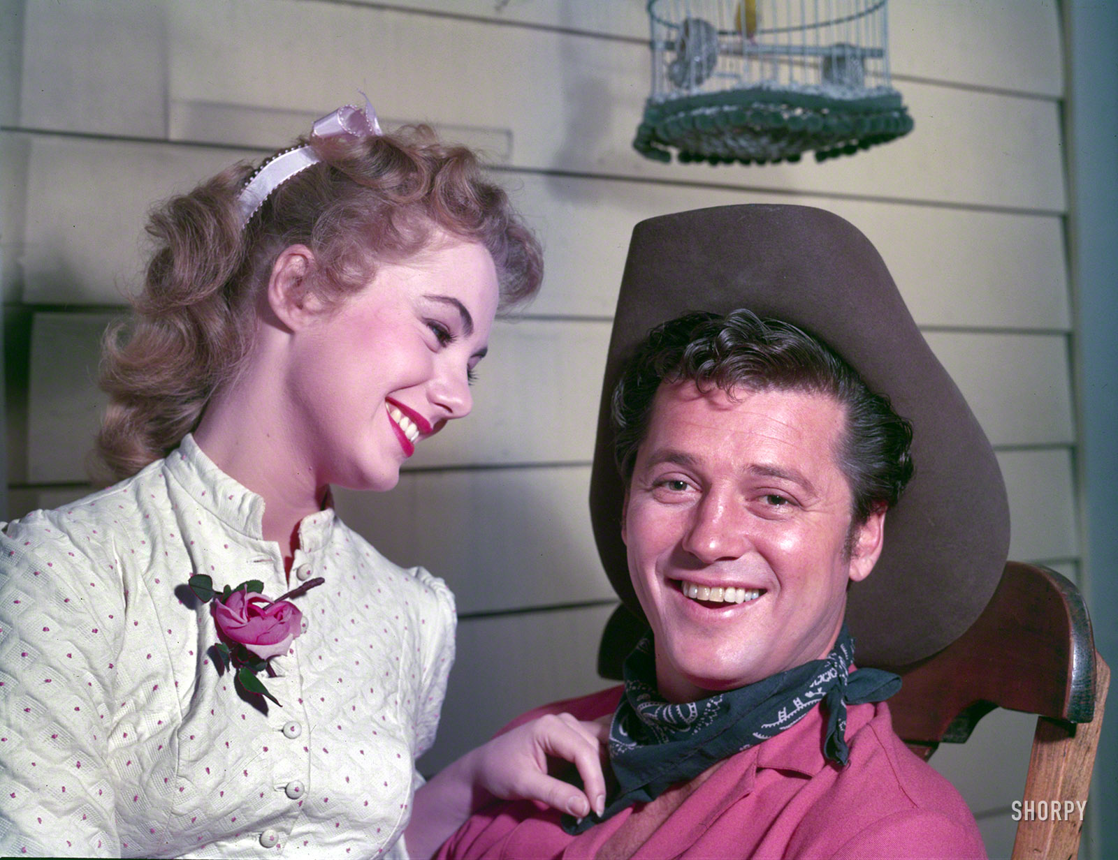 "A Visit With Shirley Jones, Part II: Playing Laurey in ""Oklahoma!"""