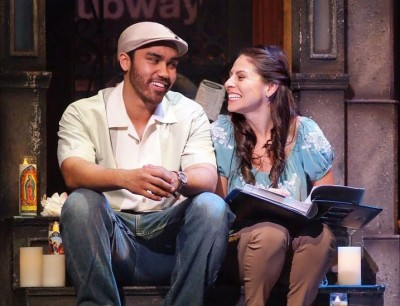 "Fiddler in the Barrio: Cabrillo's Ravishing Production of ""In the Heights"""