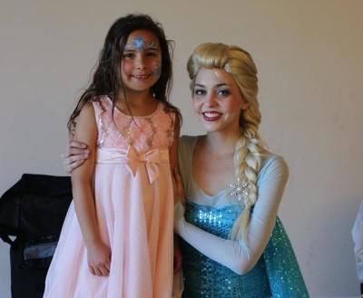 Smile and a Song: Joanna Bert's Princess Parties