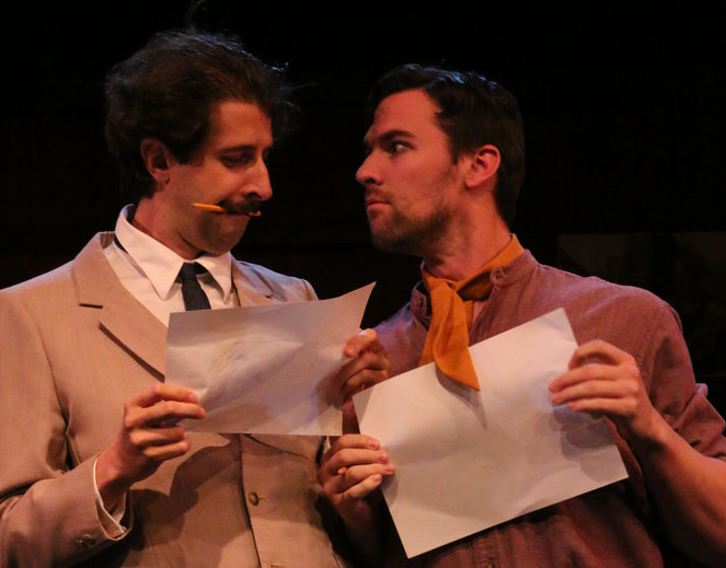 "Sweet-Natured Lunacy in ""Picasso at the Lapin Agile"""