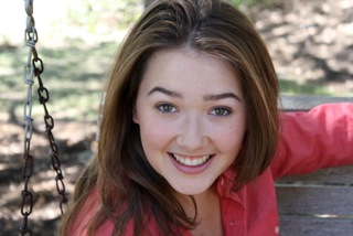 For High School Graduate Caitlin Kilgore, Theater Is Her Only Option