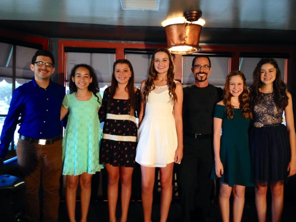 Cabaret Night for Young Performers at the Mermaid Tavern