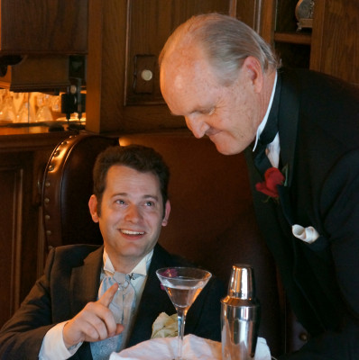 """What Ho! Elite Theatre Company Presents British Farce in """"Jeeves in Bloom"""""""