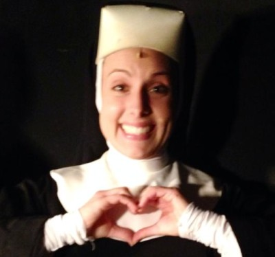 """An Experience Second to Nun: Natalie Storrs Talks About the """"Sister Act"""" National Tour"""