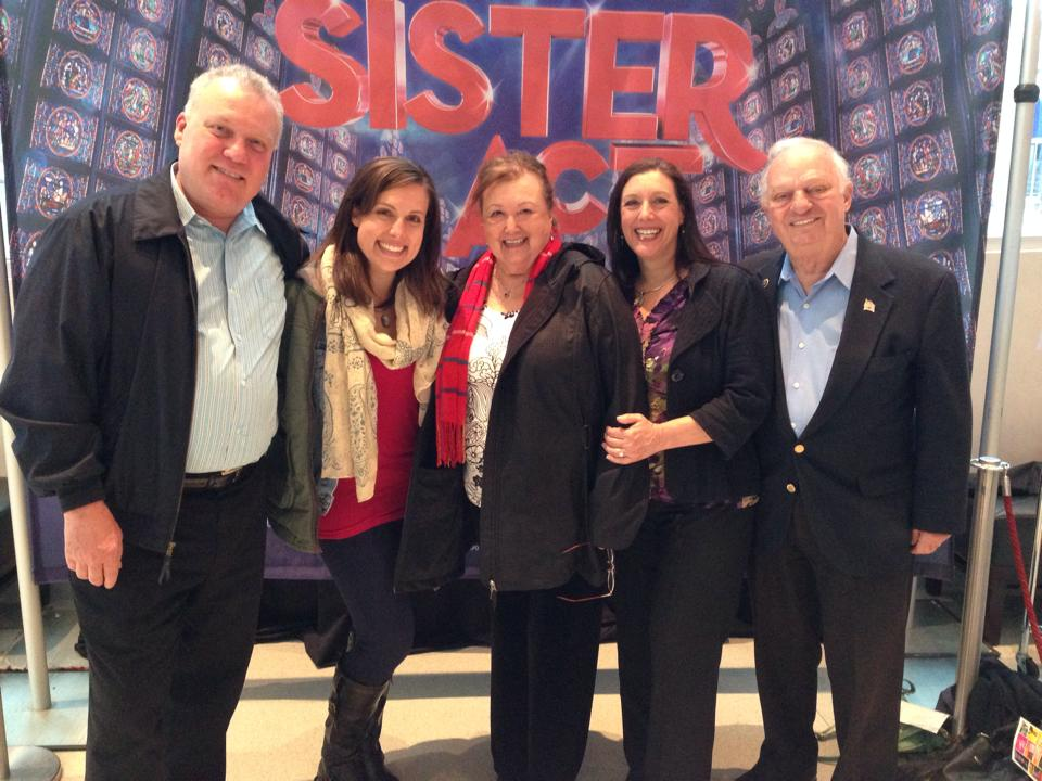"""Natalie Storrs Interview, Part 2: Getting Into the Habit in """"Sister Act"""""""
