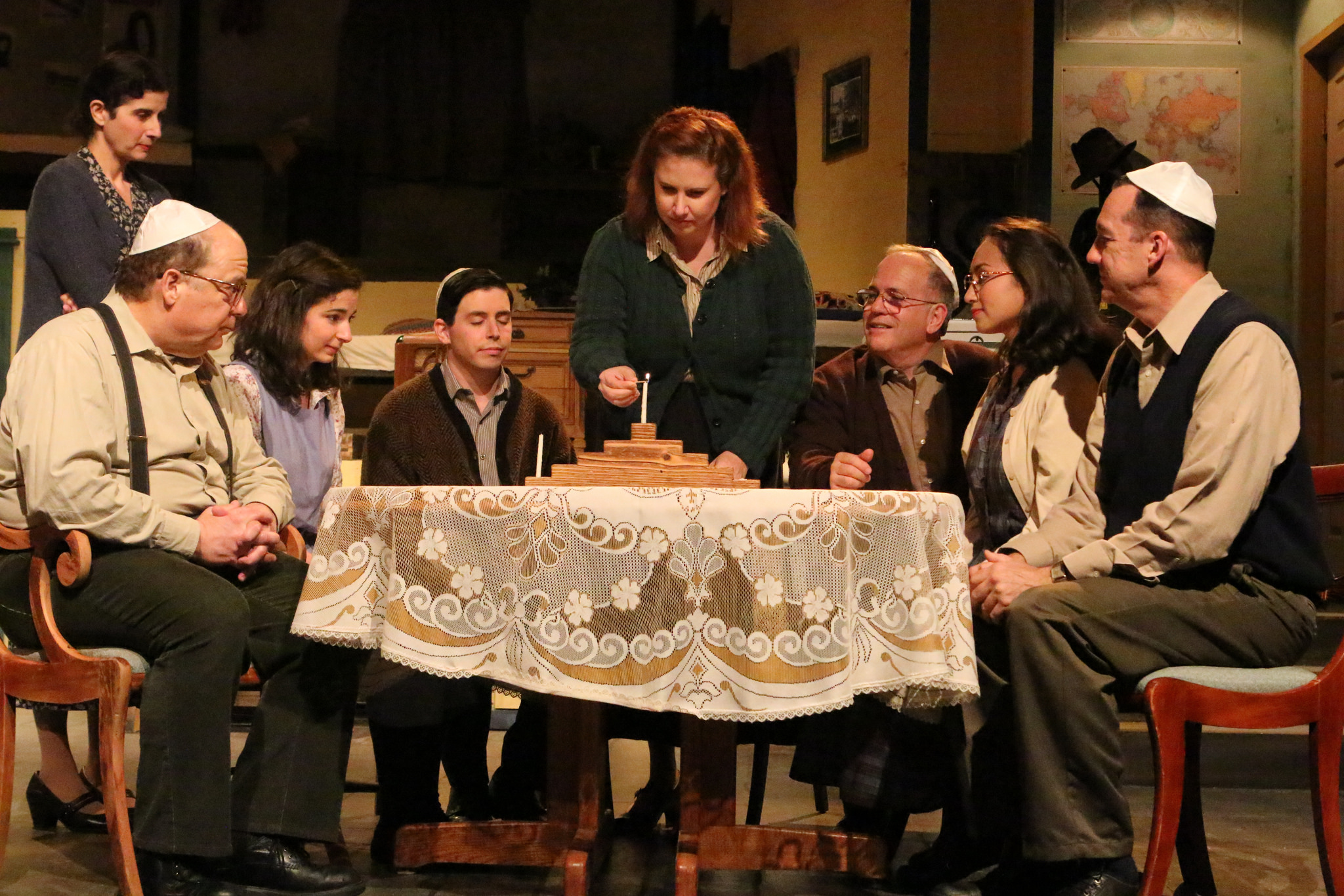 "Conejo Players Presents Shattering, Emotional Production of ""The Diary of Anne Frank"""
