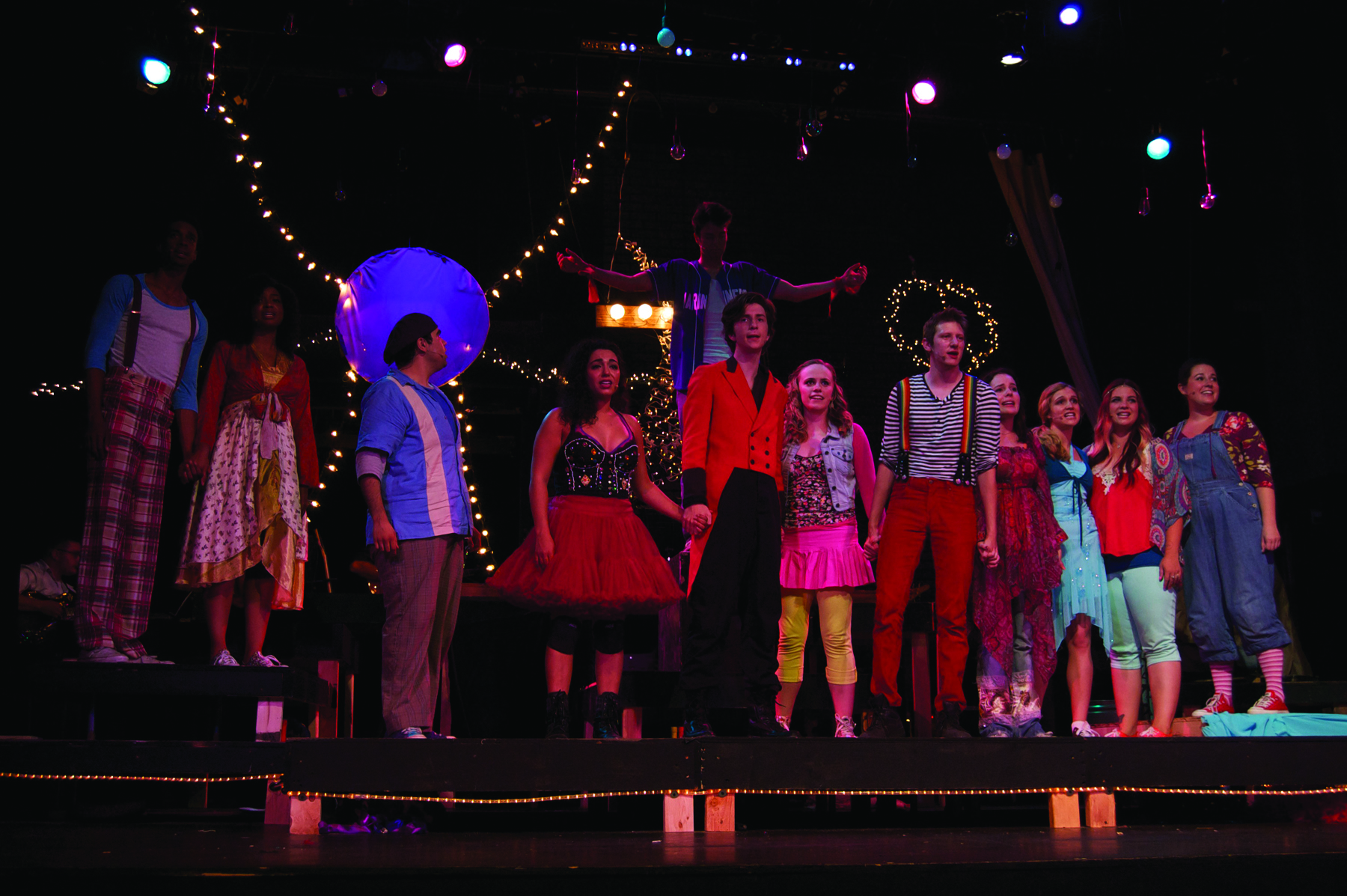 A Glimpse at Godspell