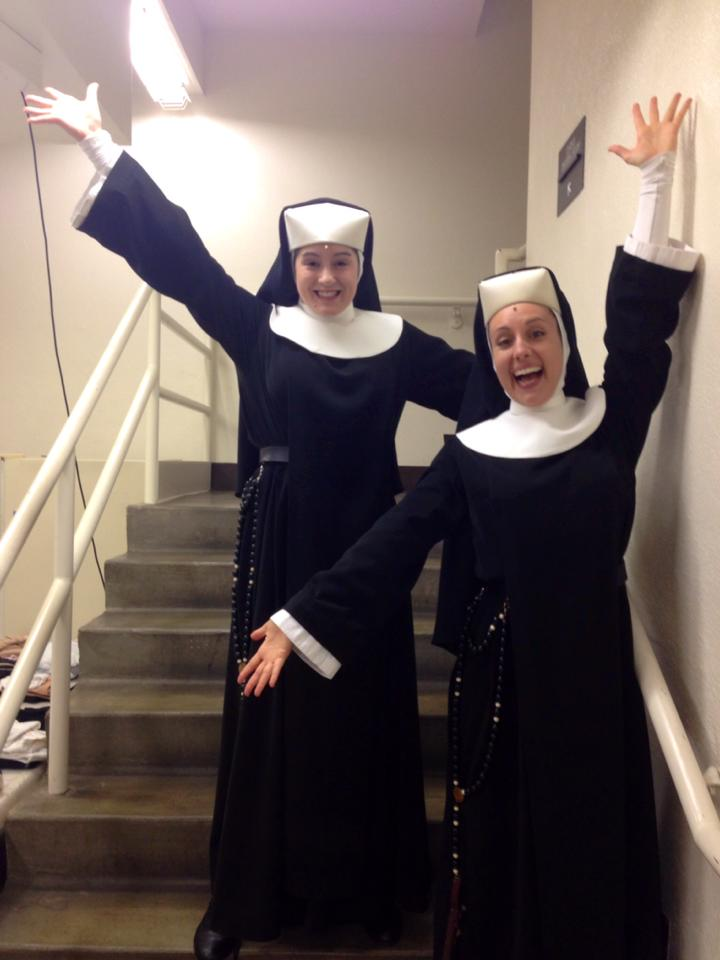 "Natalie Storrs, Part 3: Mishaps and Missteps in ""Sister Act"""