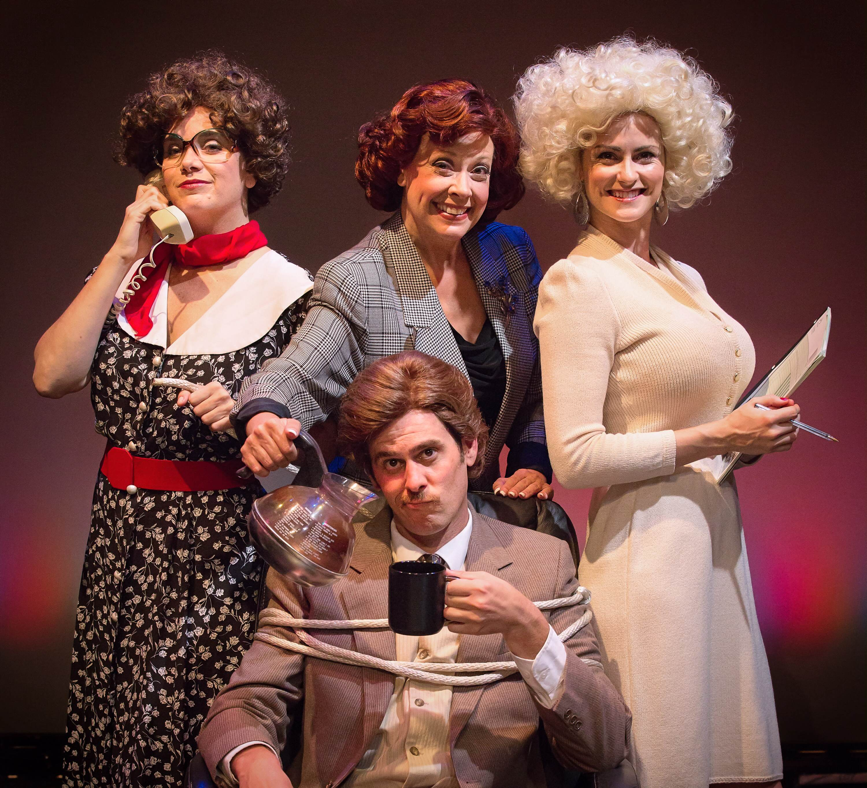 """9 to 5"" Returns to the Live Stage"