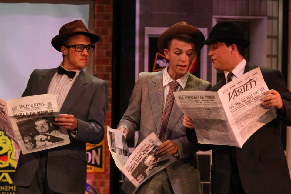 """""""Guys & Dolls"""" – You Can Bet It's Swell"""