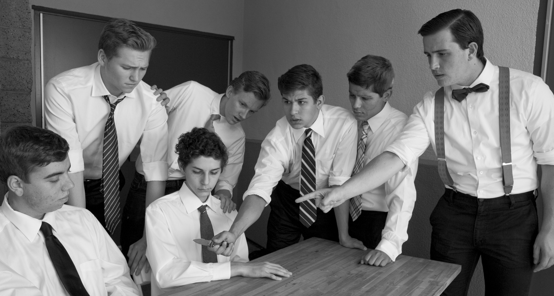 """The Verdict Is In On Oak Park High School's """"12 Angry Men / Women"""""""