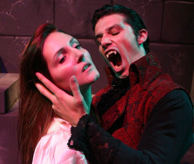 "Moorpark College Sinks Its Teeth Into ""Dracula"""