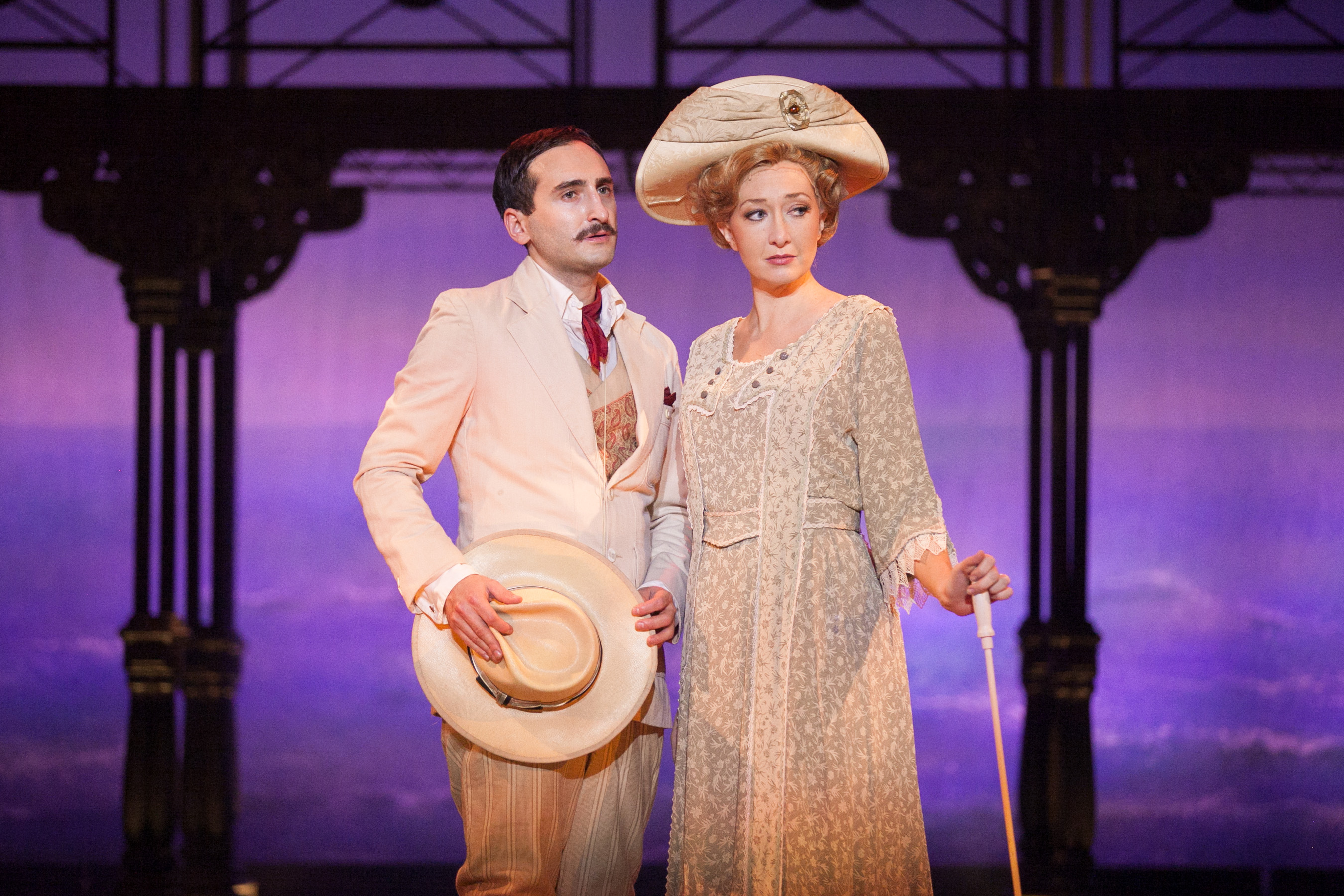 """Out of Town Report: 3D Theatricals' """"Ragtime"""" – a Feast for the Eyes and Ears"""