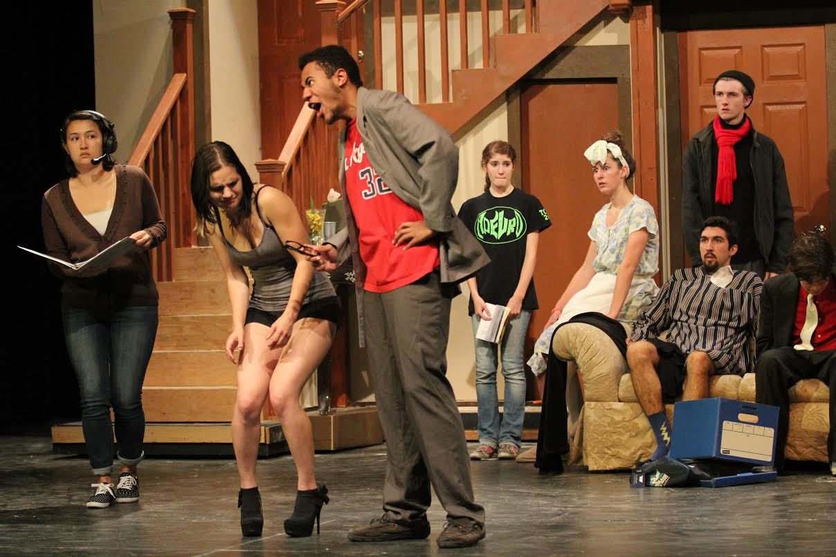 """T.O. High Students Impress in """"Noises Off"""""""