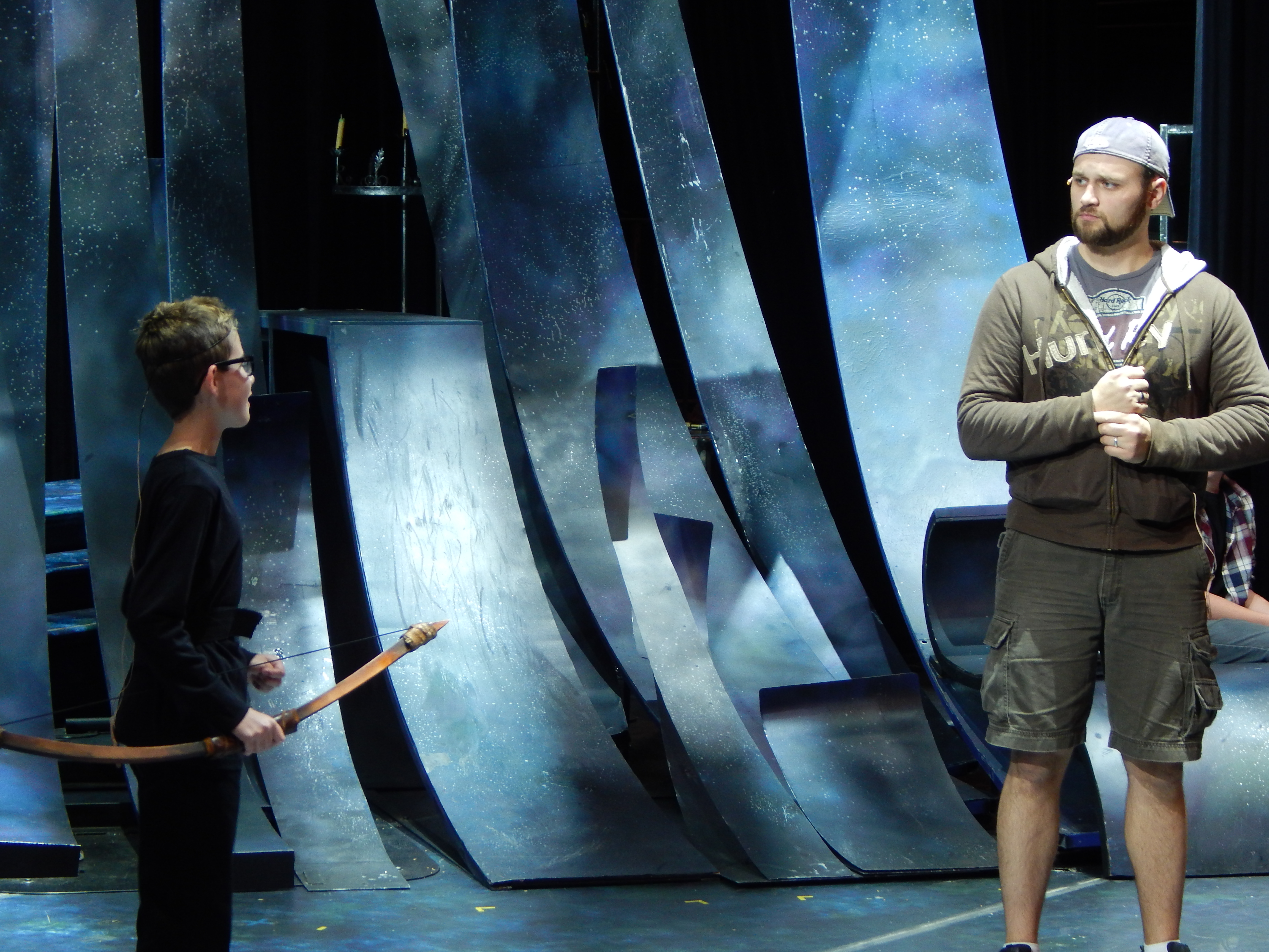 """Two Local Youngsters Slated to Perform in Theater League's """"Camelot"""""""