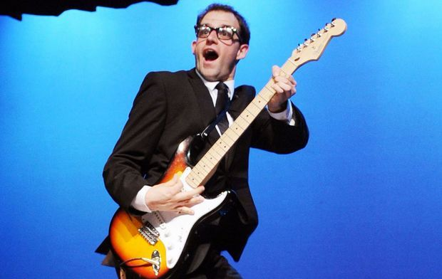 "Theater League's Formulaic ""Buddy Holly"" Musical Is Strong on Music"