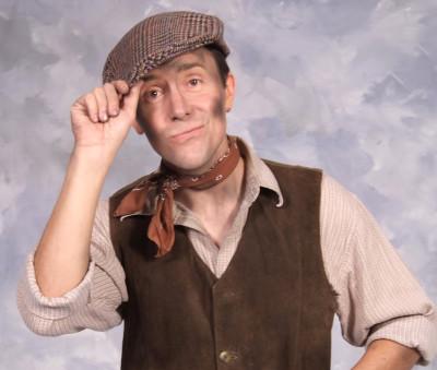 Poppins People, Part 3: Wesley Alfvin (Bert)