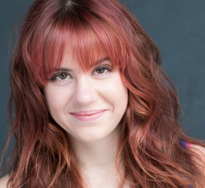 "Cabrillo's Melanie Mockobey, Is Durn Funny as ""Oklahoma!'s"" Ado Annie"