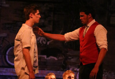 """Part 2 of Interview with """"Godspell"""" Director Janelle Phaneuf"""