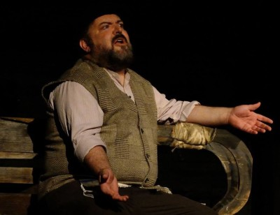 "John Medeiros Gears Up for One-Man Show as Zero Mostel in ""Zero Hour"""