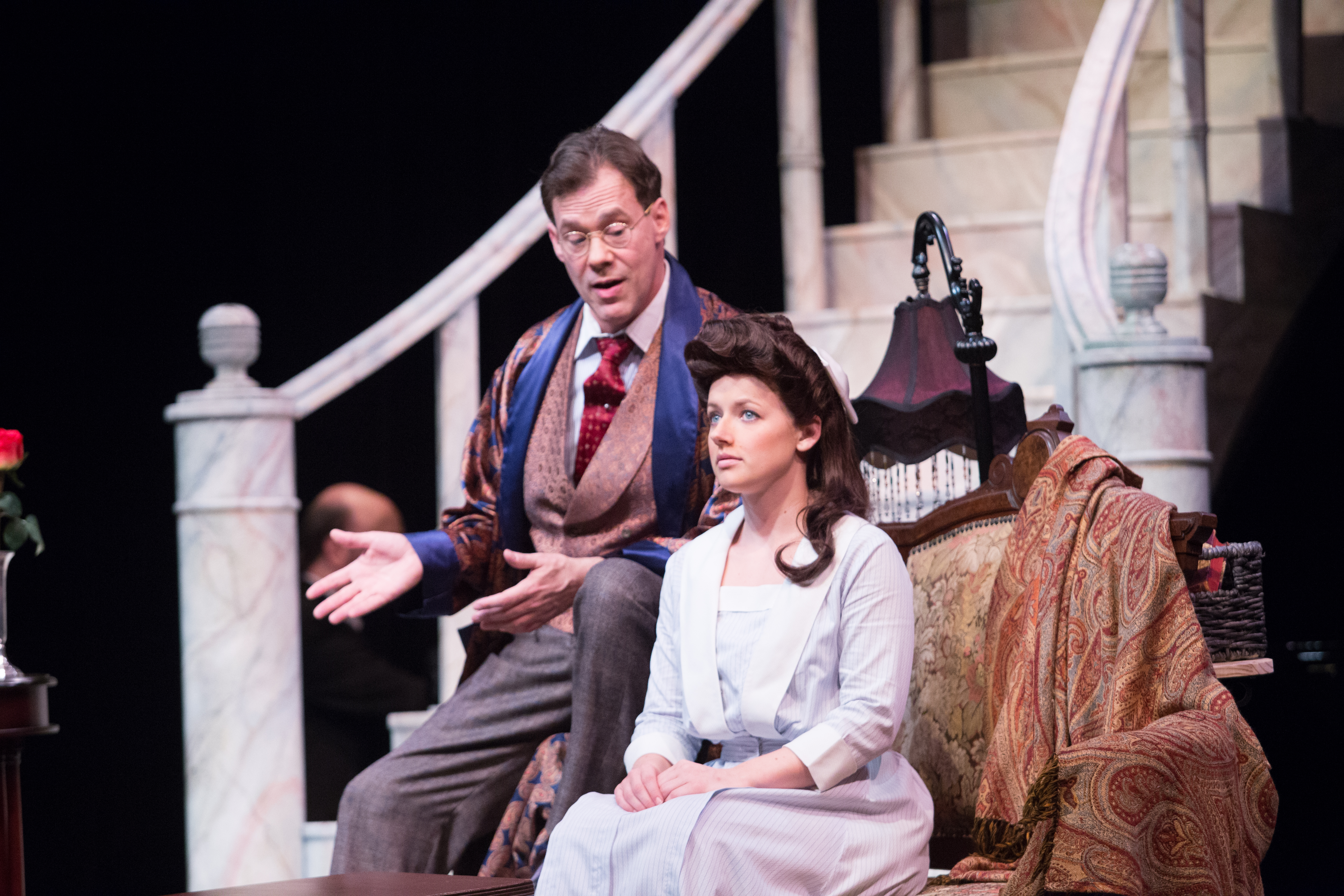 "Rubicon's Two-Piano Version of ""My Fair Lady"" – a Simply Loverly Production"