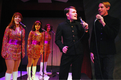 Righteous Brothers Musical Needs More Soul and Inspiration