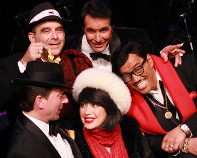 "Ring-a-Ding-Ding! Behind the Scenes at ""A Rat Pack Christmas"""