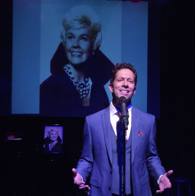 "Performer Scott Dreier Talks About His Devotion to Doris Day in His One-Man Show, ""Doris and Me"""
