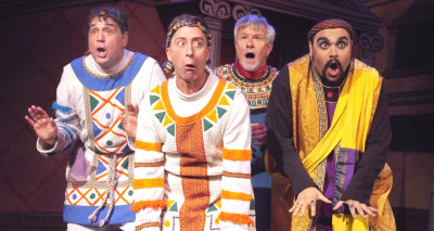 """""""Funny Thing"""" Honors Classic Comedy In Sondheim's Musical Farce"""
