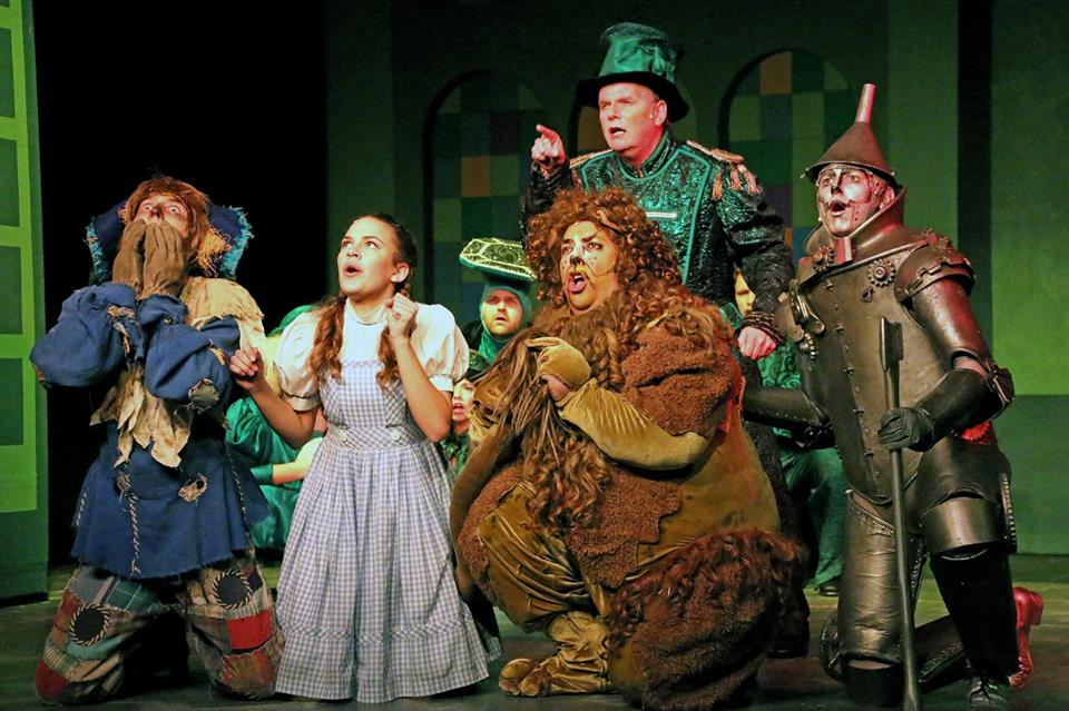 "Conejo Players' Lion and Tin Man Talk About Creating the On-Stage Magic of ""The Wizard of Oz"""