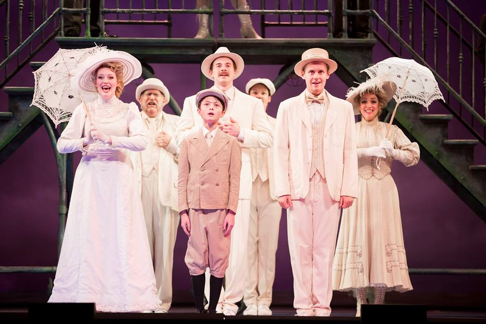 """Warn the Duke! Theater League's """"Ragtime"""" Falls Short With Pre-Recorded Music"""