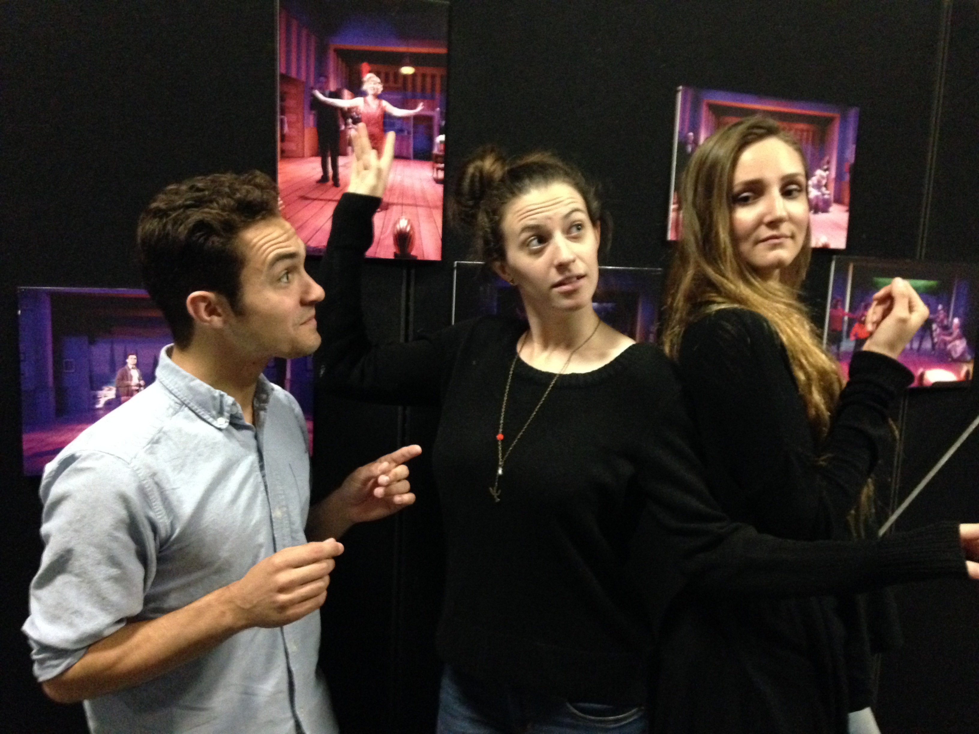 """""""Drowsy Chaperone"""" Cast Members Discuss Acting, Reading Audiences, & Their Own Futures in the Theater"""