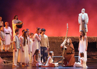 """Children of Eden"" – Cabrillo's Celebration of Family and Life"