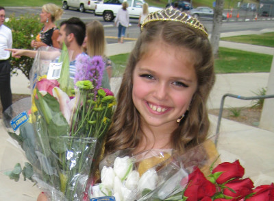 Marissa Margolis: A Little Girl With Big Dreams