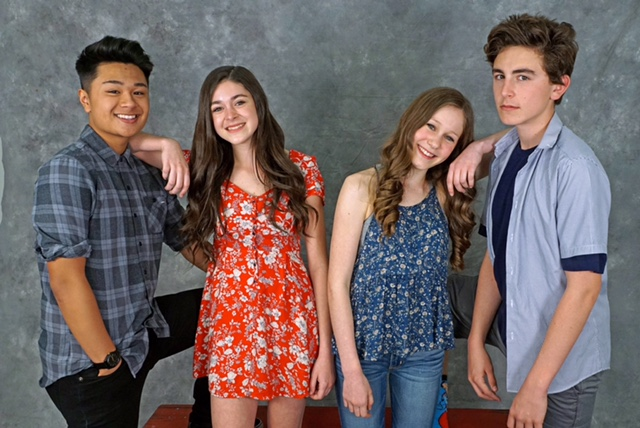 "V.C. Teens Go On the Road in Panic! Productions' ""Camp Rock: The Musical"""