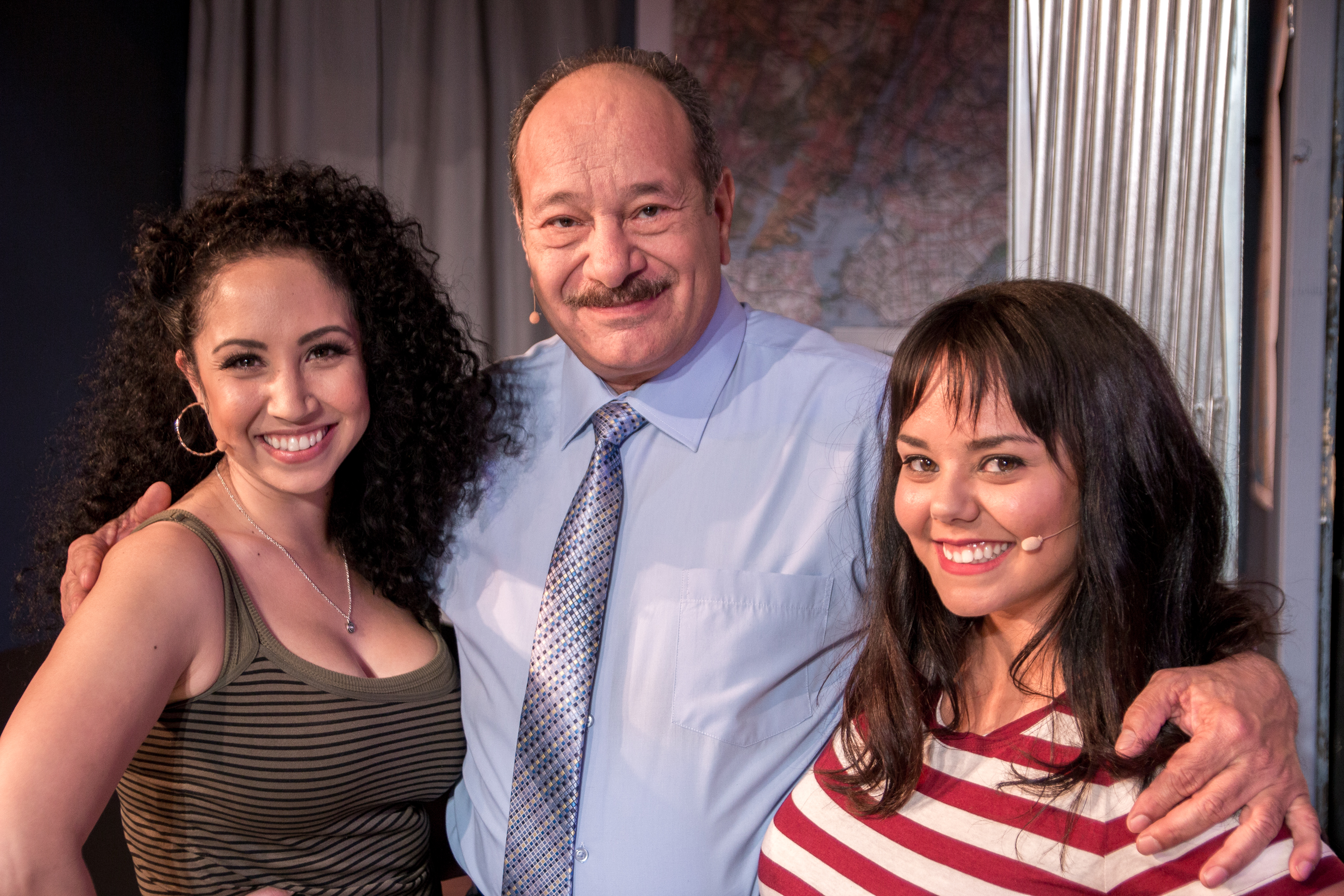 """For the Cantu Family, Simi's """"In the Heights"""" Is a Family Affair"""
