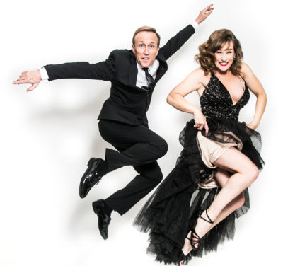 Song & Dance Duo Perform at Rubicon