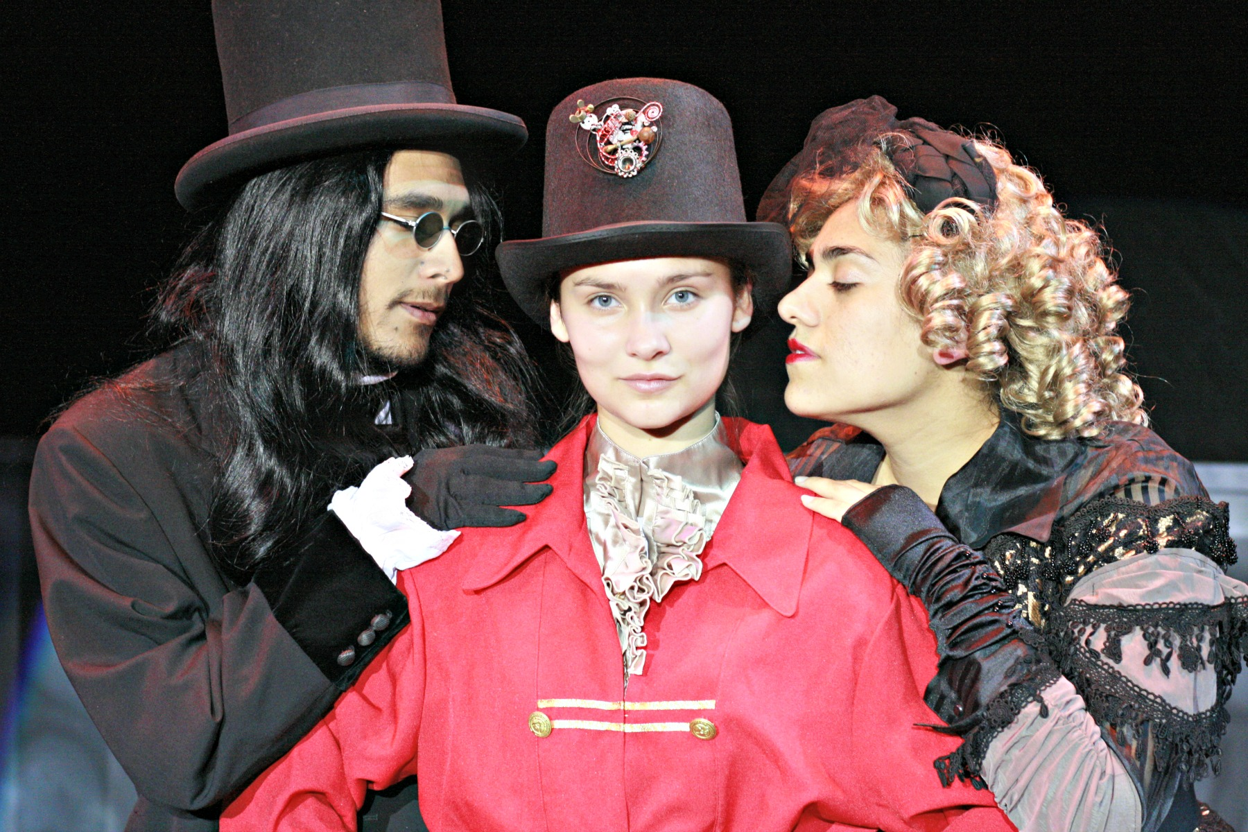 """A Behind-The-Scenes Look At Rubicon's Education & Outreach Program's Production Of Shakespeare's """"Twelfth Night"""""""